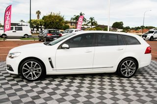 2015 Holden Calais VF II MY16 V Sportwagon White 6 Speed Sports Automatic Wagon