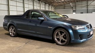 2008 Holden Ute VE SV6 60th Anniversary Grey 6 Speed Manual Utility