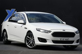 2016 Ford Falcon FG X White 6 Speed Sports Automatic Sedan.
