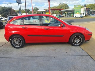 2002 Ford Focus LR MY2003 CL Red 4 Speed Automatic Hatchback