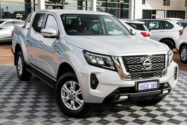 Demo Nissan Navara D23 MY21 ST Melville, 2021 Nissan Navara D23 MY21 ST Brilliant Silver 7 Speed Sports Automatic Utility