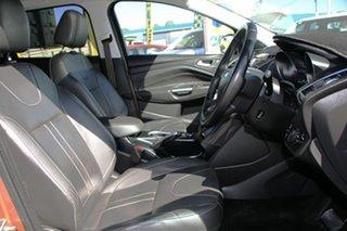 2013 Ford Kuga TF Titanium PwrShift AWD Burnished Glow 6 Speed Sports Automatic Dual Clutch Wagon