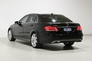 2014 Mercedes-Benz E250 212 MY14 CDI Black 7 Speed Automatic Sedan