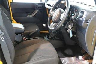 2015 Jeep Wrangler JK MY2015 Sport Yellow 6 Speed Manual Softtop