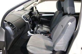 2017 Isuzu MU-X UC MY17 LS-M (4x4) White 6 Speed Manual Wagon