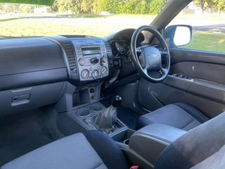 2008 Ford Ranger PJ XL Crew Cab 4x2 Hi-Rider 5 Speed Manual Utility