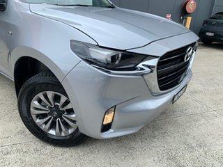 2020 Mazda BT-50 TFR40J XT 4x2 Ingot Silver 6 Speed Sports Automatic Utility.