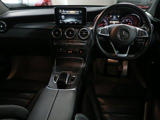2017 Mercedes-Benz GLC-Class X253 808MY GLC250 d 9G-Tronic 4MATIC Black 9 Speed Sports Automatic