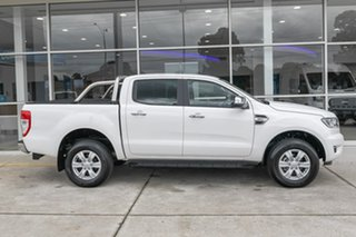 2020 Ford Ranger PX MkIII 2020.75MY XLT Hi-Rider White 6 Speed Sports Automatic Double Cab Pick Up