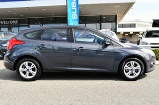 2012 Ford Focus LW MkII Trend PwrShift Grey 6 Speed Sports Automatic Dual Clutch Hatchback