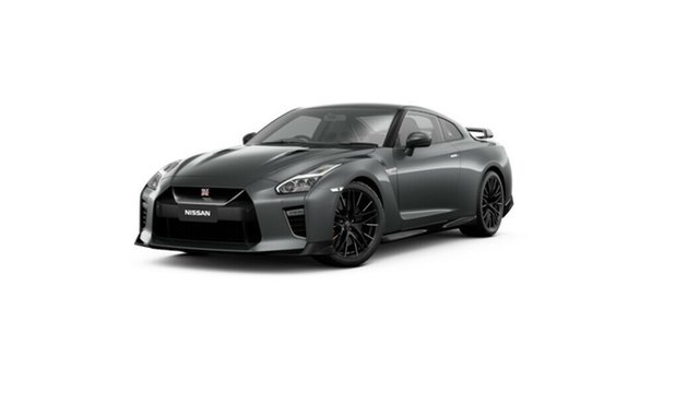 New Nissan GT-R R35 MY20 Premium DCT AWD Moorooka, 2021 Nissan GT-R R35 MY20 Premium DCT AWD Gun Metallic 6 Speed Sports Automatic Dual Clutch Coupe