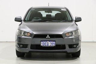 2009 Mitsubishi Lancer CJ MY09 VR Sportback Grey 6 Speed CVT Auto Sequential Hatchback.
