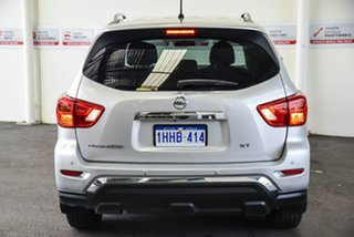 2017 Nissan Pathfinder R52 MY17 Series 2 ST (4x2) Silver Continuous Variable Wagon