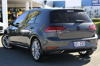 2018 Volkswagen Golf 7.5 MY19 110TSI DSG Trendline Indium Grey 7 Speed Sports Automatic Dual Clutch.