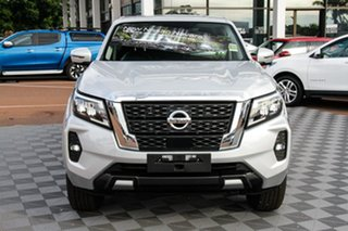 2021 Nissan Navara D23 MY21 ST Brilliant Silver 6 Speed Manual Utility.
