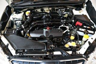 2013 Subaru XV G4X MY14 2.0i AWD White 6 Speed Manual Wagon