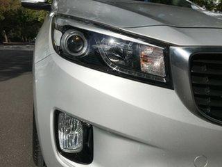 2017 Kia Carnival YP MY17 SI Silver 6 Speed Sports Automatic Wagon.