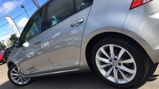 2014 Volkswagen Golf VII MY15 110TDI DSG Highline Billet Silver 6 Speed Sports Automatic Dual Clutch