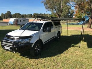 2019 Holden Colorado RG MY20 LTZ (4x4) White 6 Speed Automatic Space Cab Pickup.
