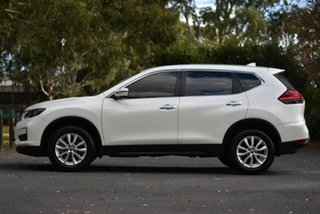 2017 Nissan X-Trail T32 Series II TS X-tronic 4WD White 7 Speed Constant Variable Wagon