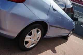 2002 Honda Jazz GLi Blue Continuous Variable Hatchback