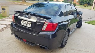 2011 Subaru Impreza MY11 WRX Premium (AWD) Grey 5 Speed Manual Sedan