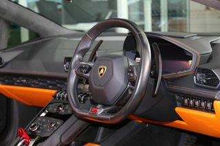 2016 Lamborghini Huracan 724 MY16 LP610-4 Spyder D-CT AWD Orange 7 Speed.