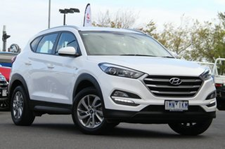 2018 Hyundai Tucson TL2 MY18 Active 2WD White 6 Speed Sports Automatic Wagon.