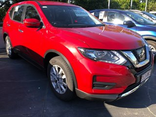 2017 Nissan X-Trail T32 ST X-tronic 2WD Red 7 Speed Constant Variable Wagon