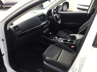 2015 Mazda CX-5 KE1032 Maxx SKYACTIV-Drive AWD White 6 Speed Sports Automatic Wagon