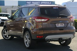 2013 Ford Kuga TF Titanium PwrShift AWD Burnished Glow 6 Speed Sports Automatic Dual Clutch Wagon.