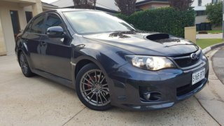 2011 Subaru Impreza MY11 WRX Premium (AWD) Grey 5 Speed Manual Sedan.