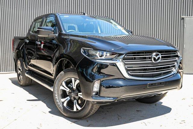 Demo Mazda BT-50 TFS40J GT Mornington, 2020 Mazda BT-50 TFS40J GT True Black 6 Speed Sports Automatic Utility