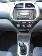 2001 Toyota RAV4 ACA21R Edge (4x4) Silver 5 Speed Manual 4x4 Wagon