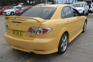 2003 Mazda 6 GG1031 Luxury Yellow 4 Speed Sports Automatic Sedan