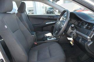 2016 Toyota Camry ASV50R Altise Silver 6 Speed Sports Automatic Sedan