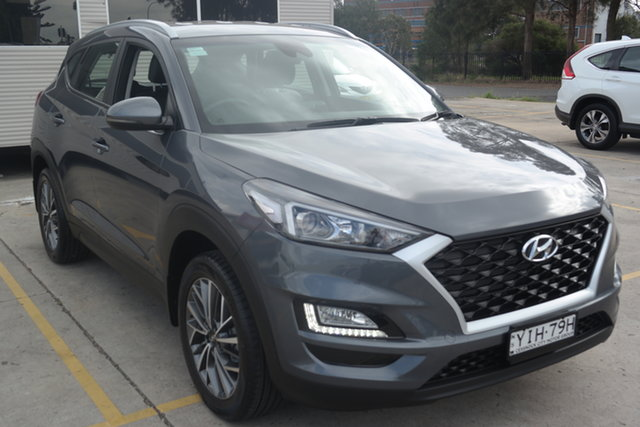 Used Hyundai Tucson TL4 MY20 Active X 2WD Maryville, 2019 Hyundai Tucson TL4 MY20 Active X 2WD Grey 6 Speed Automatic Wagon