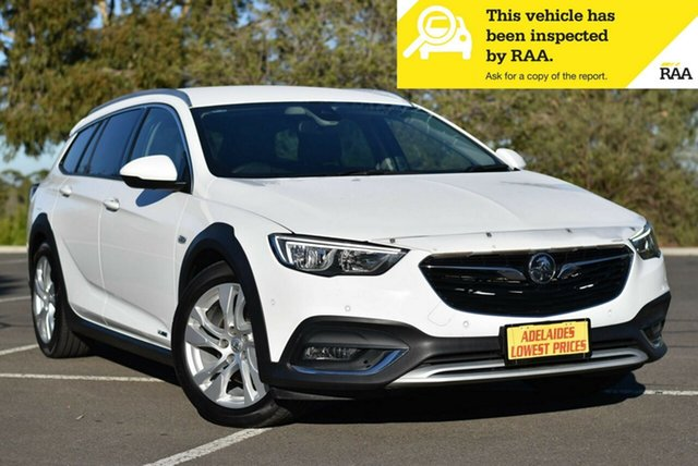 Used Holden Calais ZB MY18 Tourer AWD Enfield, 2017 Holden Calais ZB MY18 Tourer AWD White 9 Speed Sports Automatic Wagon