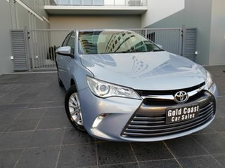 2016 Toyota Camry ASV50R MY16 Altise Blue 6 Speed Automatic Sedan.