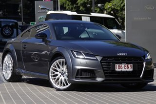 2016 Audi TT FV MY17 Sport S Tronic Grey 6 Speed Sports Automatic Dual Clutch Coupe.