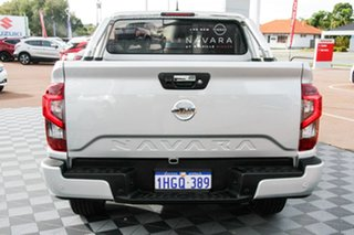 2021 Nissan Navara D23 MY21 ST Brilliant Silver 7 Speed Sports Automatic Utility.