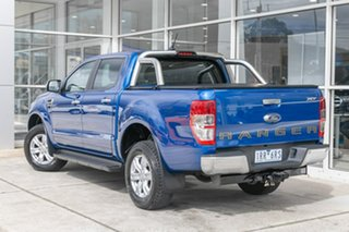 2020 Ford Ranger PX MkIII 2020.75MY XLT Blue 10 Speed Sports Automatic Double Cab Pick Up