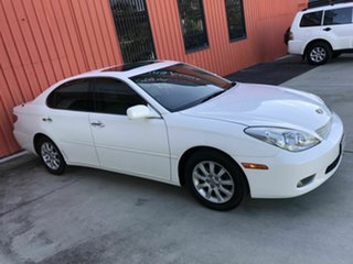 2002 Lexus ES MCV30R ES300 White 5 Speed Automatic Sedan