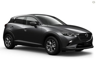 2021 Mazda CX-3 DK2W7A Maxx SKYACTIV-Drive FWD Sport Grey 6 Speed Sports Automatic Wagon