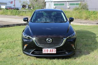 2017 Mazda CX-3 DK2W76 sTouring SKYACTIV-MT Black 6 Speed Manual Wagon.