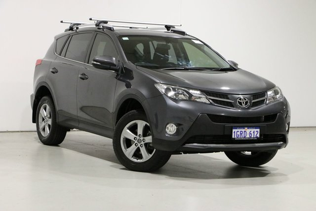 Used Toyota RAV4 ZSA42R MY14 Upgrade GXL (2WD) Bentley, 2015 Toyota RAV4 ZSA42R MY14 Upgrade GXL (2WD) Grey Continuous Variable Wagon