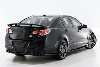 2016 Holden Special Vehicles ClubSport Gen-F2 MY16 R8 Track Edition Black 6 Speed Manual Sedan.