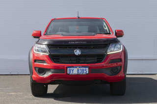 2018 Holden Colorado RG MY18 LS Pickup Crew Cab Red 6 Speed Sports Automatic Utility.