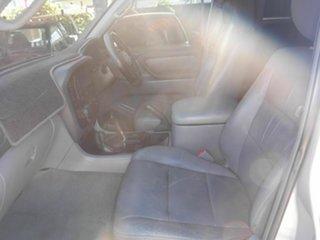 2001 Toyota Landcruiser 100 GXL Gold 5 Speed Automatic Wagon