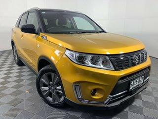 2018 Suzuki Vitara LY RT-S 2WD Solar Yellow 6 Speed Sports Automatic Wagon.